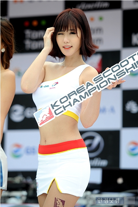 2015 Korea Scooter Race Championship 1st